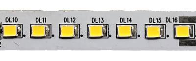 Modulo Led 490x10mm Tensione costante 24V 72 led